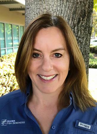 Cheryl dean b s cramer fish sciences for Dean clinic fish hatchery